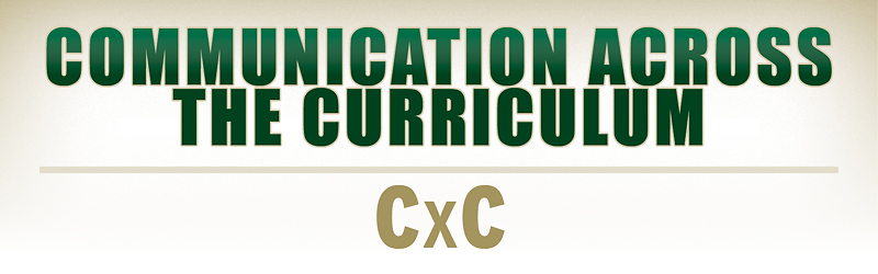 Communication Across the Curriculum